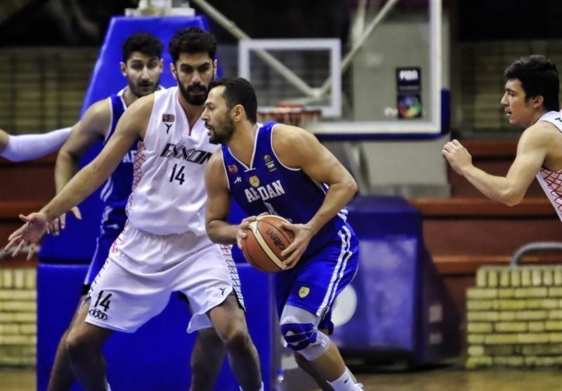 لیگ برتر بسکتبال، پیروزی نفت مقابل پتروشیمی، توفارقان به گرگان نرفت