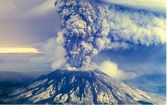 نتایج تحقیقات پژوهشگر ایرانی درباره انفجار بزرگ آتشفشان نیوزیلند