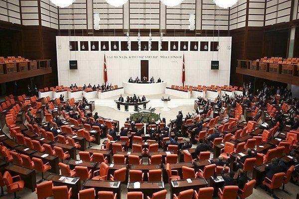 مجلس ترکیه مجوز مأموریت برون مرزی ارتش را تمدید کرد