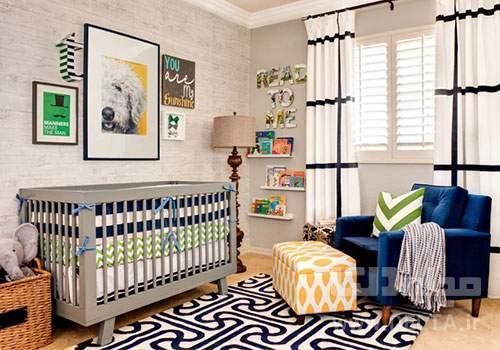 طراحی اتاق کودک و چند نکته مهم
