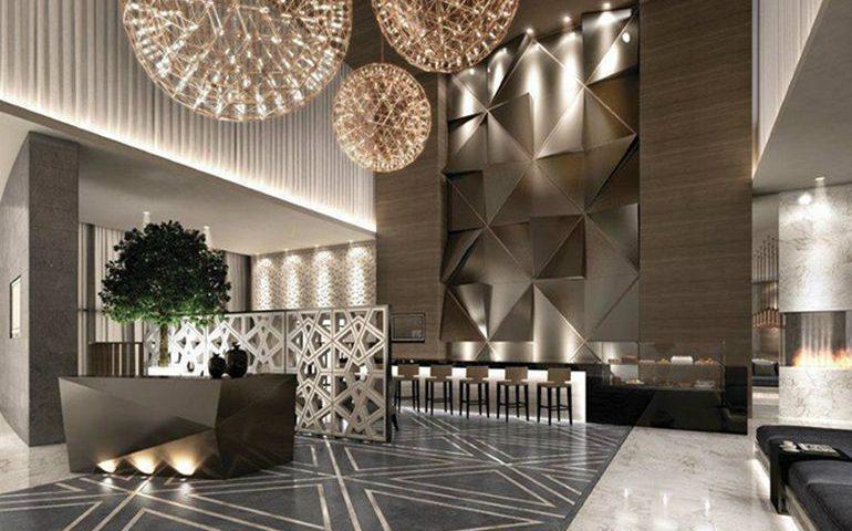 نکات قابل توجه در طراحی لابی ساختمان