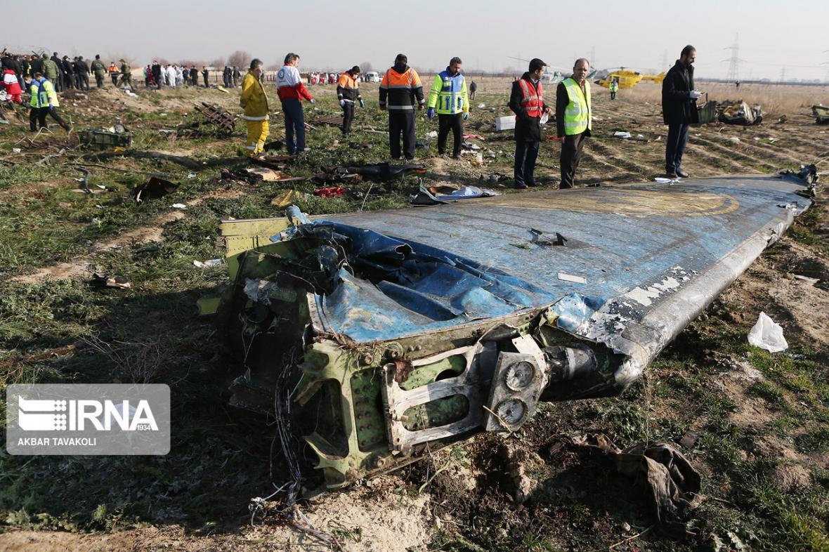خبرنگاران وزیر خارجه کانادا: با اوکراین در خصوص سقوط هواپیما در ایران در تماس هستیم