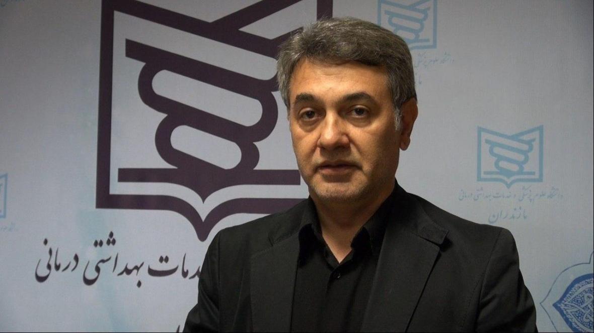 جان باختن 62 نفر به دلیل ابتلا به کرونا در مازندران