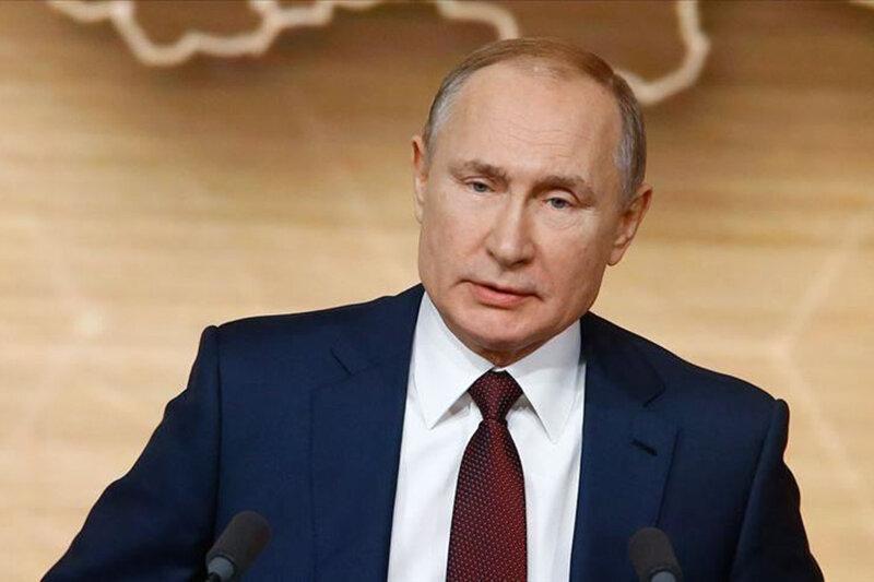 پوتین دستور تعطیلی روسیه را صادر کرد، همه پرسی قانون اساسی به تعویق افتاد
