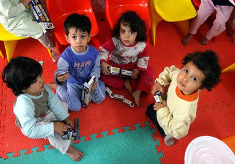 خانواده ها فقط شهریه ثابت مهدهای کودک را پرداخت نمایند