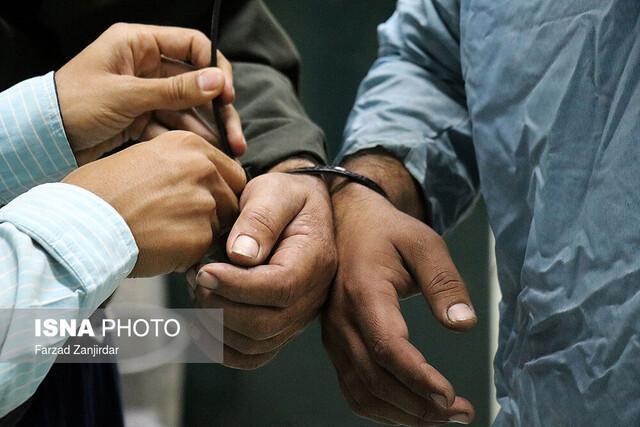 دستگیری سارقان دو میلیاردی در دورود