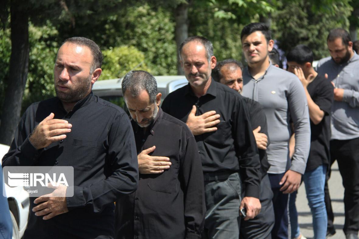 خبرنگاران برگزاری محدود مراسم ارتحال امام خمینی(ره) به صورت فیزیکی در مشهد