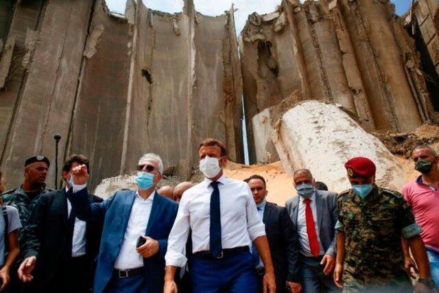فرانسه می خواهد به لبنان یاری کند یا می خواهد دوباره فتحش کند؟!