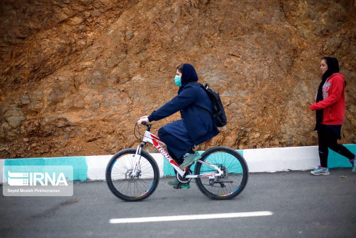 خبرنگاران دوچرخه سواران خراسان شمالی، وسیله و فضای تمرینی ندارند
