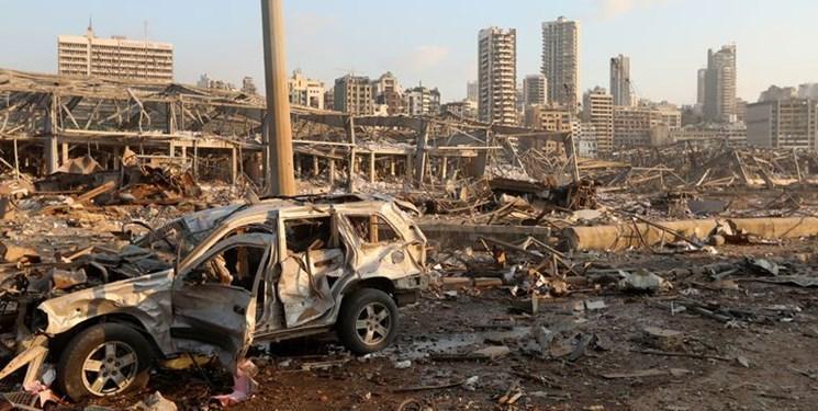 انفجار بیروت، اعلام آمادگی چین جهت یاری رسانی به لبنان