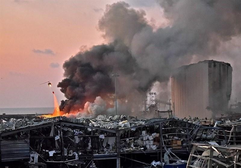 استاندار بیروت: 300 هزار نفر آواره شدند، بازگشت این تعداد طی دو سه ماه آینده ممکن نیست