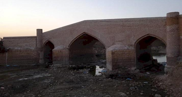 بازسازی پل ممیند نقده به سرانجام رسید