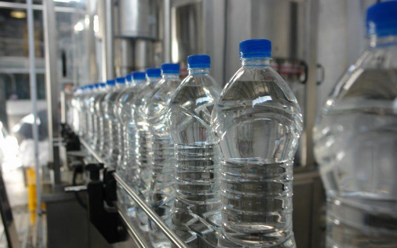 تولید آب بسته بندی 40 درصد کاهش یافت