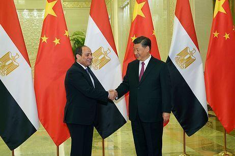 خبرنگاران چین و مصر؛ در جستجوی روابط فرا مالی
