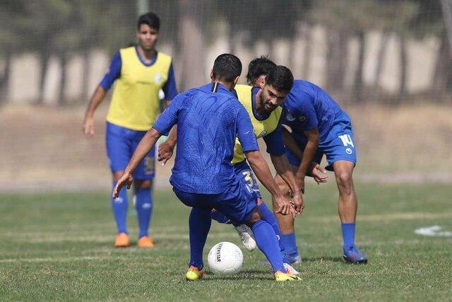 تساوی استقلال زرد و آبی در مصاف درون تیمی