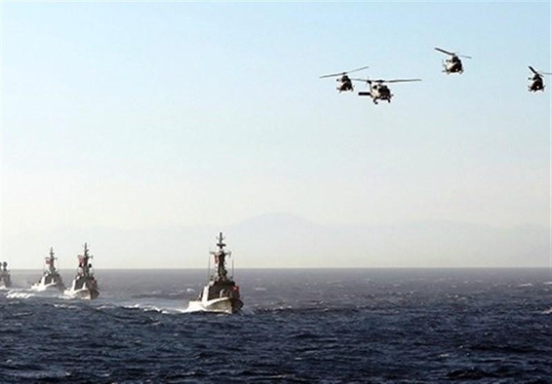 برگزاری رزمایش دریایی در مدیترانه از سوی ترکیه