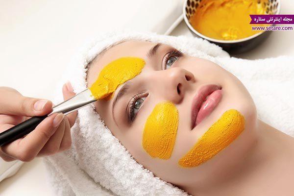 آشنایی با خواص زردچوبه برای پوست و انواع ماسک زردچوبه