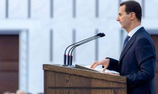 ملاقات اسد با فرستاده ویژه پوتین در دمشق