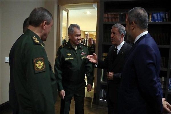 برگزاری نشست ترکیه و روسیه درباره سوریه و قره باغ
