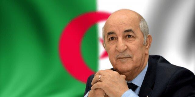 اعلام رسمی ابتلای ریاست جمهوری الجزایر به کرونا