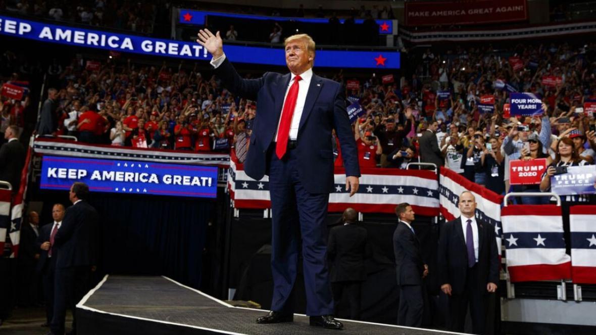 ترامپ رکورد می شکند؟