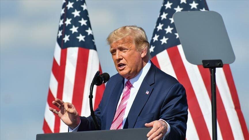 ترامپ: محال است بایدن بیشتر از اوباما رأی آورده باشد