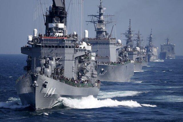 تدارک آمریکا، ژاپن و فرانسه برای اجرای نخستین رزمایش مشترک