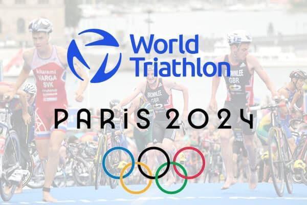 حفظ سهمیه رشته ترای اتلون در المپیک پاریس 2024، رقابت 110 ورزشکار