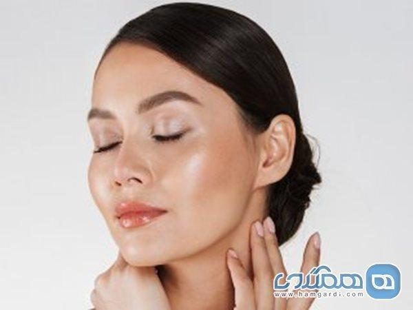 8 نکته برای کاهش چربی اضافه صورت