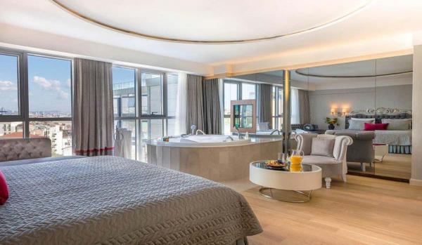 بهترین هتل های میدان تکسیم استانبول
