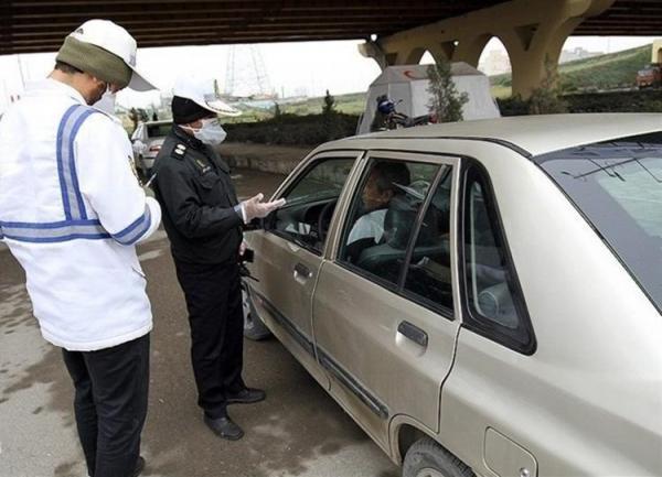 جریمه کرونایی 50 هزار خودرو در اولین روز دی