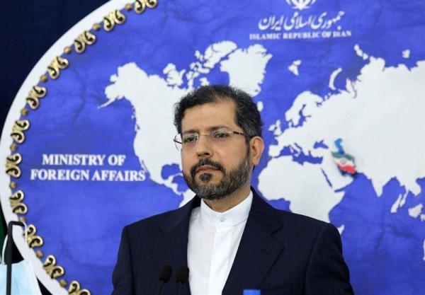 وزارت امور خارجه: ماکرون از مواضع شتابزده و نسنجیده دست بردارد