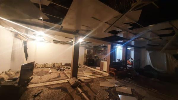 ارتباطات در مناطق زلزله زده سی سخت برقرار است