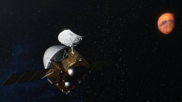 مریخ نورد چین آماده فرود روی سیاره سرخ می گردد