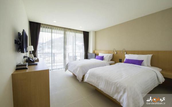 هتل د لونار پوکت؛ از مراکز اقامتی رده بالای پاتونگ شهر