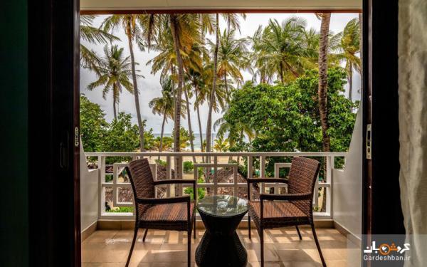 هتل کریستال سندز ویلا؛هتل ساحلی و زیبا در جزیره مافوشی مالدیو، عکس