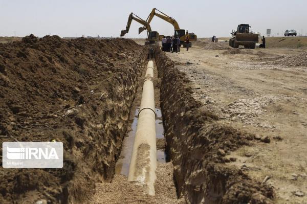 خبرنگاران چهار طرح آبرسانی در خرمشهر با 90درصد پیشرفت در حال اجرا است