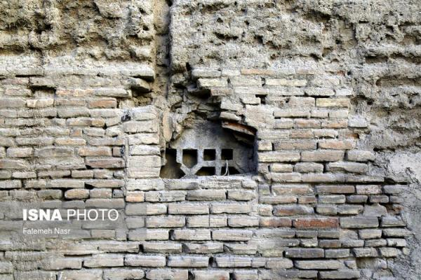 (تصاویر) حمام افسانه ای شیخ بهائی چشم انتظار بازسازی