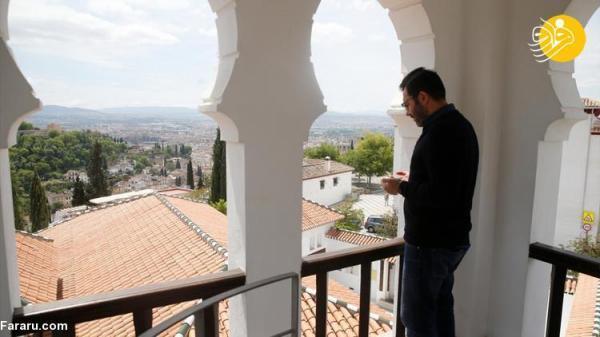 (تصاویر) گرانادای اسپانیا شهری منحصربفرد برای مسلمانان
