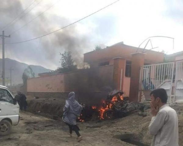 خبرنگاران طالبان حمله به مدرسه ای در کابل را محکوم کرد