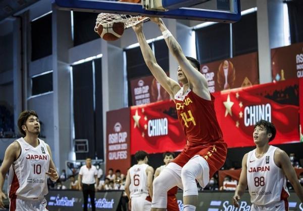 بسکتبال انتخابی کاپ آسیا، چین و فیلیپین پیروز شدند