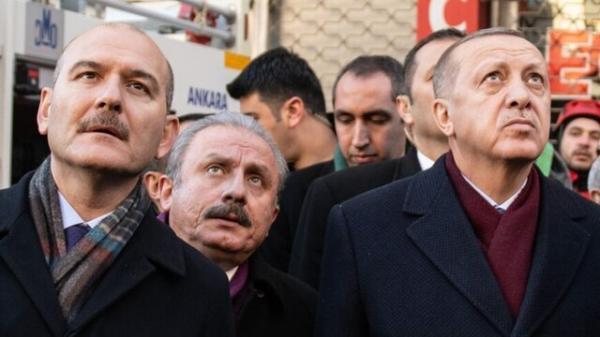 درخواست احزاب اپوزیسیون ترکیه از وزیر کشور برای استعفا