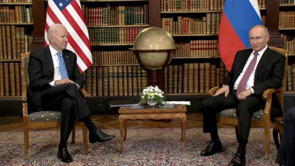بایدن: کوشش می کنم منافع مشترک آمریکا-روسیه را تعیین کنم