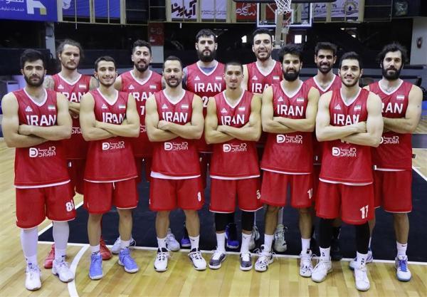 بسکتبال انتخابی کاپ آسیا، جدال ایران با حریفانی نه چندان قدرتمند اما با انگیزه
