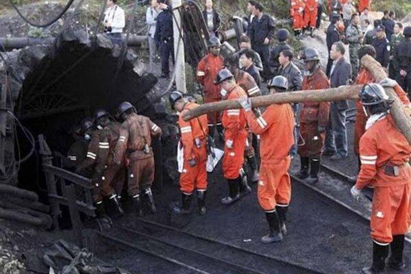 یک کشته و 7 مفقودالاثر در حادثه ریزش معدن در چین