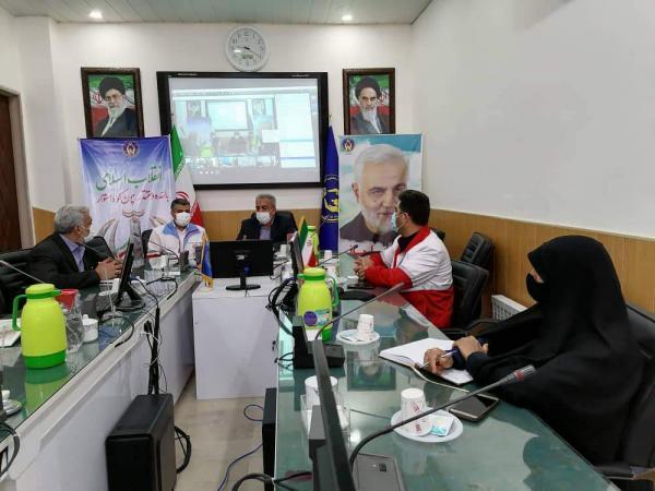 آموزش500 مددجو کمیته امداد امام خمینی به وسیله هلال احمر