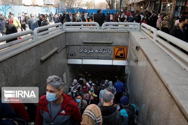 کاهش 49 درصدی فوتی ها در تهران