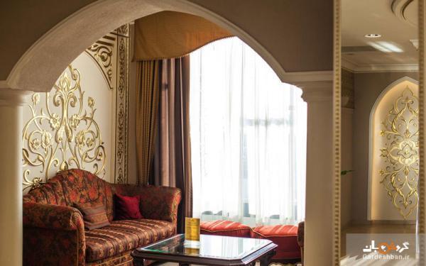 هتل بیلیار پالاس کازان روسیه؛ اقامتگاهی که شما را شگفت زده می نماید، عکس