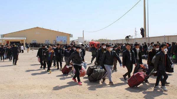 تکذیب ایجاد اردوگاه هایی برای پذیرش مهاجران تازه افغان