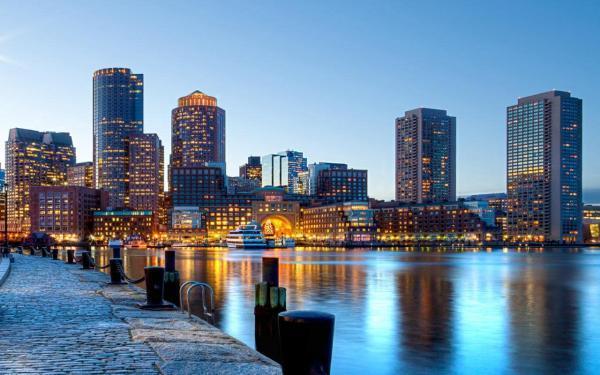 10 ساختمان برجسته در بوستون ، فروش آنلاین بلیط هواپیما